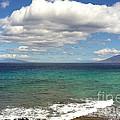 Makena Sea And Sky by David Wallace Crotty