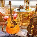 Making Music 004 by Barry Jones
