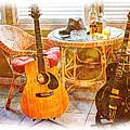 Making Music 005 by Barry Jones