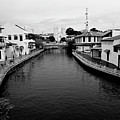 Malacca River In Malacca City by Megan Ahrens