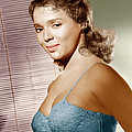 Malaga, Dorothy Dandridge, 1954 by Everett