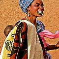 Malian Beauty by David Rich