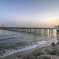Malibu Pier Restaurant by Richard Omura