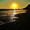 Malibu Sunset by Robert Jonathan