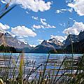 Maligne Lake by Joe Schofield