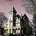Mallory-neely Victorian Village Memphis by Lizi Beard-Ward