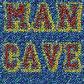 Man Cave Bottle Cap Mosaic by Paul Van Scott
