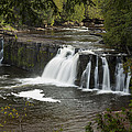 Manabezho Falls 2 by John Brueske