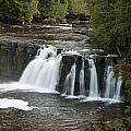 Manabezho Falls 3 by John Brueske