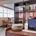 Manager Station At A Cafe by Magomed Magomedagaev