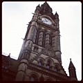 Manchester's Beautiful Town Hall by Chris Jones
