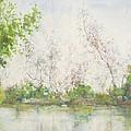 Mangrove Swamp by Henry Scott Tuke