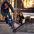 Manhattan Bmx by Rob Hawkins