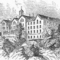 Manhattan College, 1868 by Granger