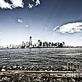 Manhattan by Leslie Leda