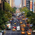 Manhattan Street by Andrew Fare