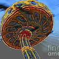 Manic Wheel by Ben De Marco