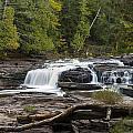 Manido Falls 1 by John Brueske