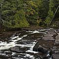 Manido Falls 5 by John Brueske