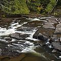 Manido Falls 6 by John Brueske