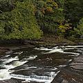 Manido Falls 7 by John Brueske