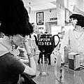 Mannequins At Peggy Sues 50's Diner by Julie Niemela