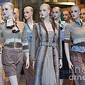 Mannequins I by Clarence Holmes