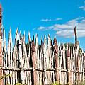 Maori Village by Yurix Sardinelly