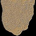 Map Of Mesopotamia by Sheila Terry