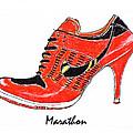 Marathon by Lynn Blake-John
