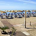 Marbella Holiday Beach by Artur Bogacki