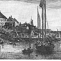 Marblehead: Fishing Boats by Granger