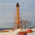 Marblehead Light by Catherine Reusch Daley