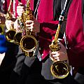 Marching Band Saxophones Cropped by James BO  Insogna