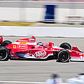 Marco Andretti At Toronto Indy by Jarvis Chau