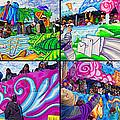 Mardi Gras Fun by Steve Harrington