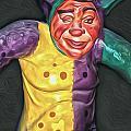 Mardi Gras World - Jestor by Gregory Dyer