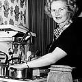 Margaret Thatcher (1925- ) by Granger