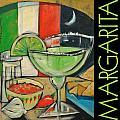 Margarita Poster by Tim Nyberg