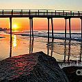 Margate Sunrise by John Loreaux