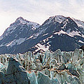 Margerie Glacier View by C Sitton