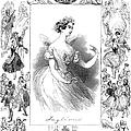 Marie Taglioni (1804-1884) by Granger
