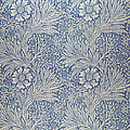 Marigold Wallpaper Design by William Morris