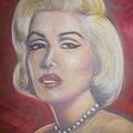 Marilyn by Jan Gilmore