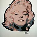 Marilyn Monroe by Ashley Whitaker