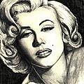Marilyn Monroe by Debbie DeWitt