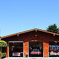 Marin County Fire Department . Point Reyes California . 7d15919 by Wingsdomain Art and Photography