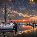 Marina At Fort Monroe by Williams-Cairns Photography LLC