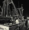 Marina Shipyard Texas Gulf Coast by Andre Babiak