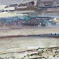 Marine Sky by Juliya Zhukova